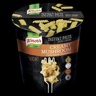 Knorr Creamy Mushroom Cup Pasta