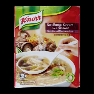 Knorr Tiger Lily & Mushroom Soup