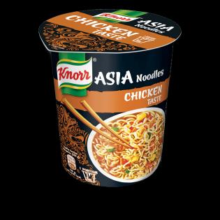 Asia Noodles Chicken (Becher)