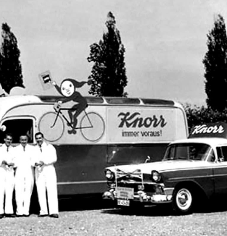 L'histoire de Knorr