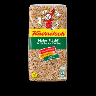 Knorritsch Hafer-Flöckli