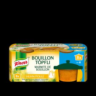 Marmite de Bouillon poule