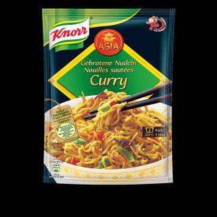 Nouilles sautées Curry