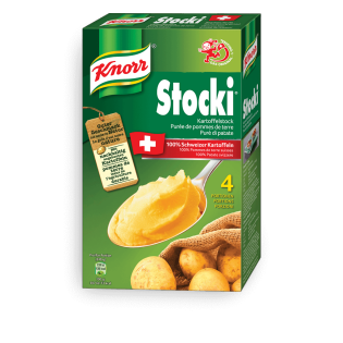 STOCKI 4 portions