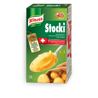STOCKI 4x3 portions