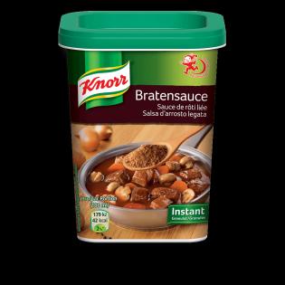 Sauce de rôti liée Instant Granulés - Boîte (230 g)