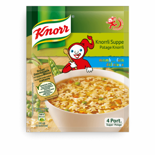 Knorrli Suppe
