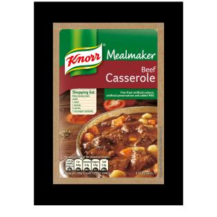 Beef Casserole