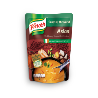 Asian Red Curry Soup