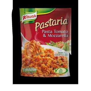 Pasta Tomato & Mozzarella
