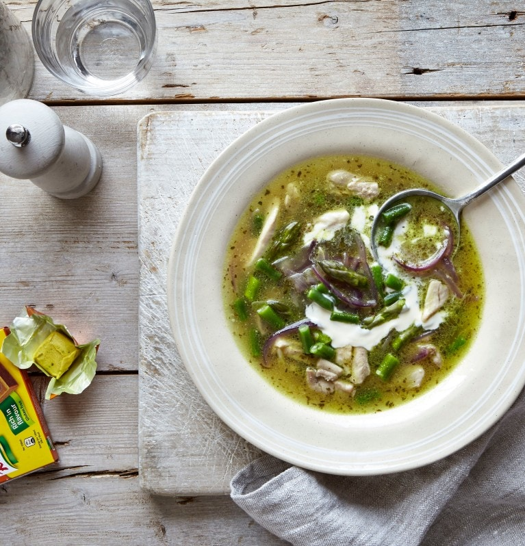 Knorr soupes