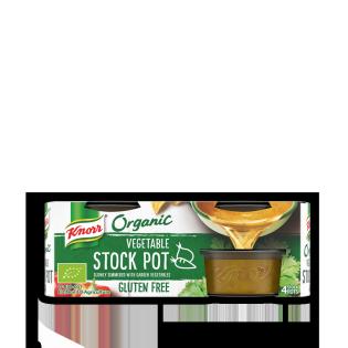 Organic Vegetable Stock Pot