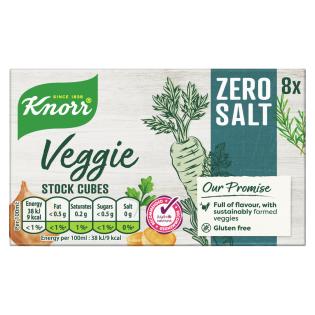 Vegetable Zero Salt Stock Cubes