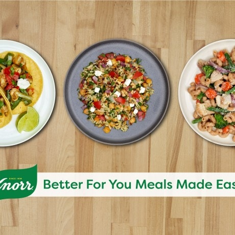 Knorr - a little big difference